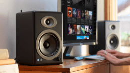 GearDiary Audioengine A5+ Wireless Speakers Look and Sound Like a Powerhouse System