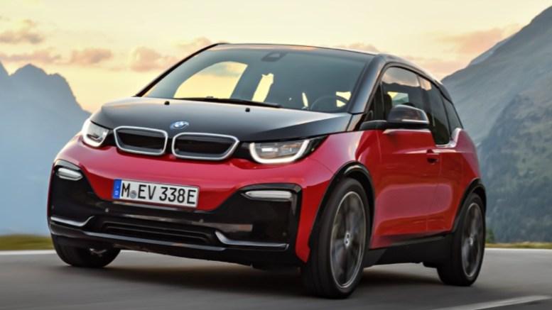 GearDiary 2018 BMW i3s Electrifies Luxury