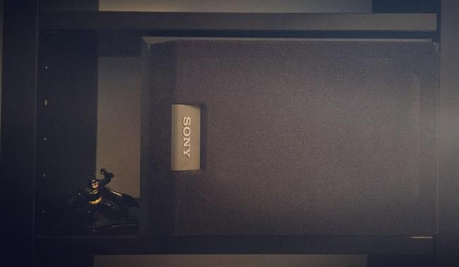 Building a Better Desk with Sony's SS-MB100H Bookshelf Speakers