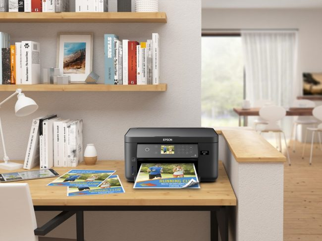 GearDiary Epson Has Your Printing Needs Covered for Work and Home!