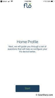 GearDiary Flo Leak Detection System Protects Your Home Using Machine Learning