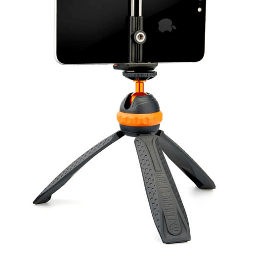 GearDiary Up Your iPhoneograohy Game with the Iggy and The Cradle from 3 Legged Thing