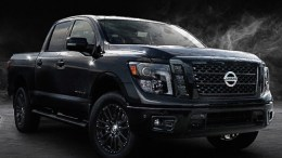 2018 Nissan Titan Midnight Edition Sees Light of Day
