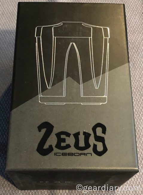 GearDiary Chill Out Your Vape with the ZEUS Iceborn