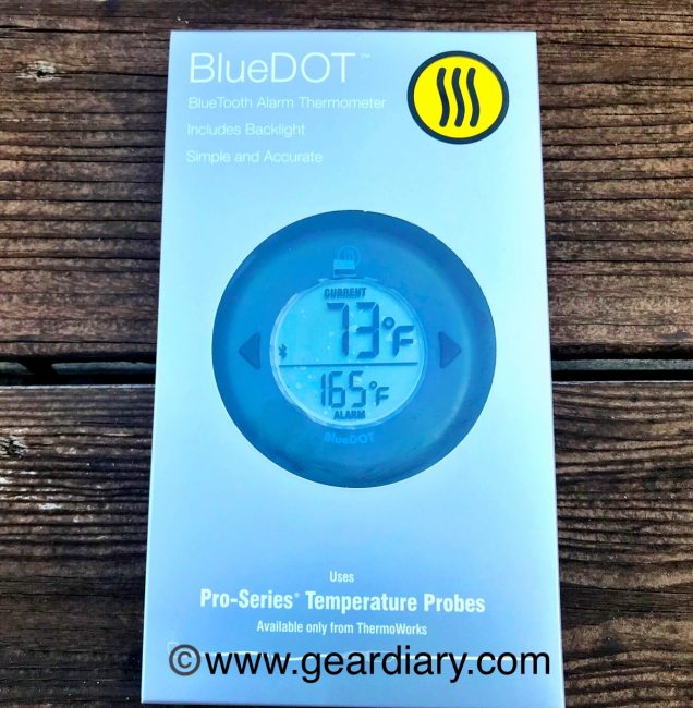 GearDiary ThermoWorks BlueDOT Will Send Your BBQ Over the Top This Summer