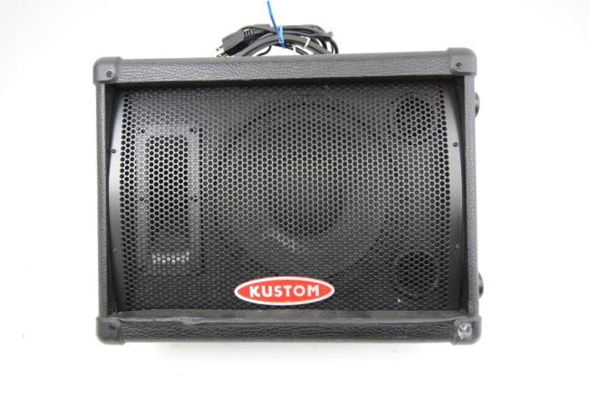 Kustom KPM10 Powered Monitor: Big Sound on a Budget