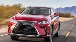 2018 Lexus RX 350L: Long(er) Live the King!