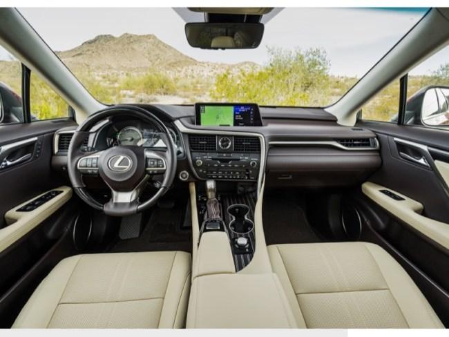 2018 Lexus RX 350L: Long(er) Live the King!