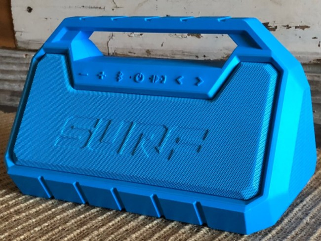 ION Audio Surf Waterproof Bluetooth Speaker Is Ready for Summer!