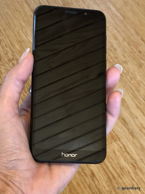 GearDiary The Honor 7S: An EU Smartphone That Won't Bust Your Budget