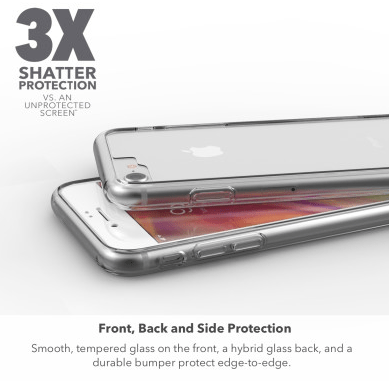 GearDiary InvisibleShield Glass+ 360 is Total Protection for Your iPhone X, and Total Peace of Mind for You