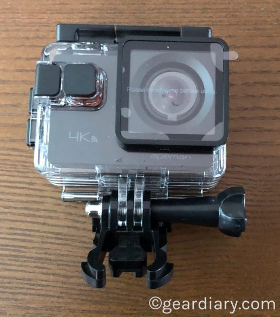 APEMAN A80 Action Camera 4K Is an Affordable Way to Catch Your Next Adventure
