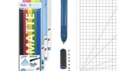 GearDiary 3Doodler Brings Out Your Inner Artist and Engineer