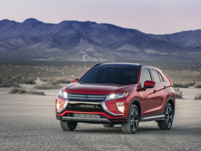 GearDiary 2018 Mitsubishi Eclipse Cross: A Classic Reborn but Different