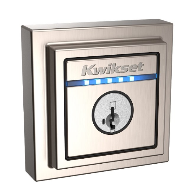 Kwikset Brings Style to Smart Locks with the Kevo Contemporary