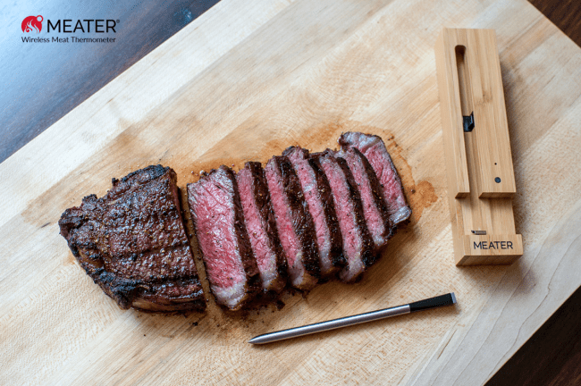 Meater Wireless Meat Thermometer Is the #1 Summer BBQ Accessory