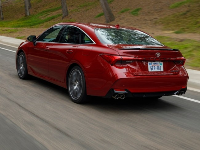 2019 Toyota Avalon Leading a New Revolution for Cars