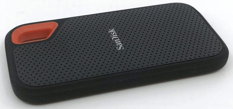 GearDiary SanDisk Extreme Portable SSD Review