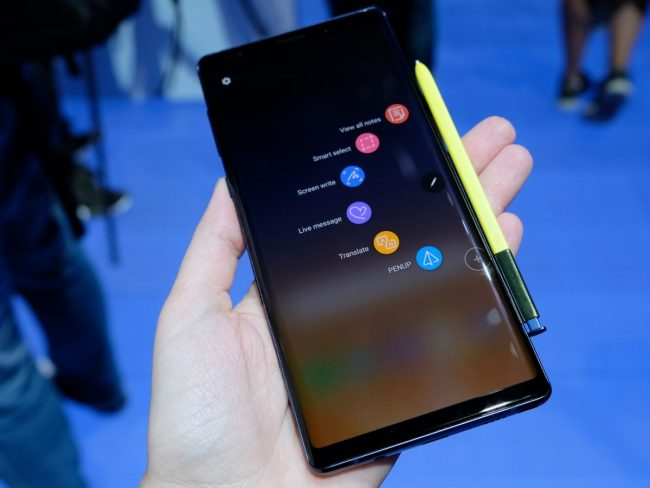 Samsung's Unveils and Unpacks the Galaxy Note9 & the Galaxy Watch; Teases Galaxy Home