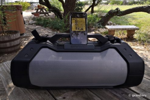 GearDiary Braven BRV-XXL: A Portable Boombox That's Ready to Party!