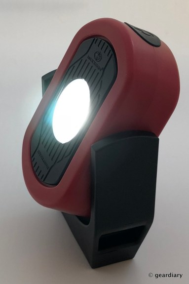 GearDiary MAXXEON CYCLOPS WorkStar 800 Rechargeable LED Inspection Light Review