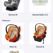 Cybex Sirona M with SensorSafe 2.0: The Car Seat That Saves Lives