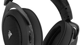 Corsair HS60 Gaming Headphones Review