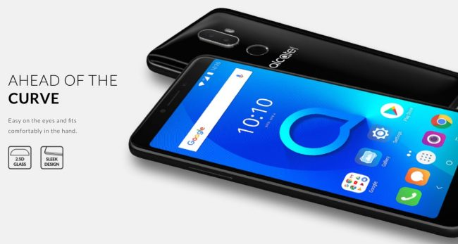 Alcatel 3V is a Huge, Powerful Android Phone at a Remarkably Low Price