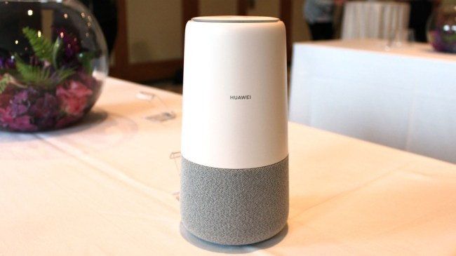 Huawei AI Cube Pushes New Features to Smart Speakers While Violating the Rules of Geometry