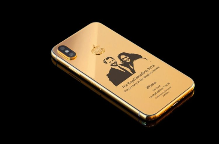 Goldgenie Has Turned Me into a Nihilist, and They'll Turn Your iPhone X 2 into Gold