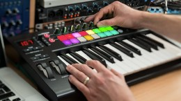 Trying to Decipher the Novation Launchkey 25 MkII