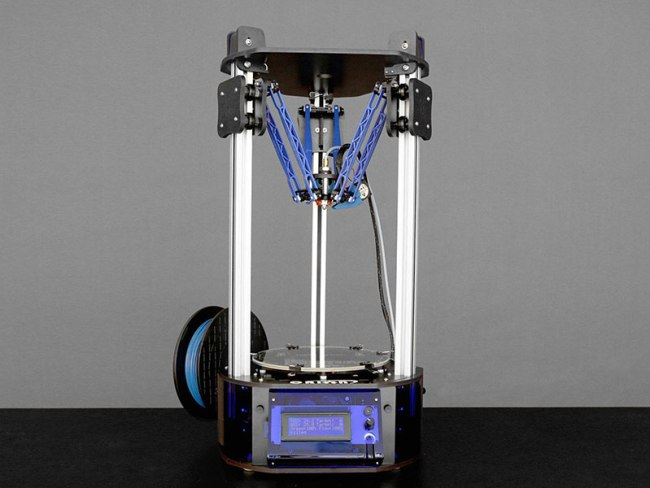 Powerful Yet Accessible: The SeeMeCNC Orion Delta 3D Printer