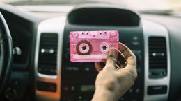 GearDiary Turning My Car's Tape Deck into a Bluetooth Stereo on the Cheap