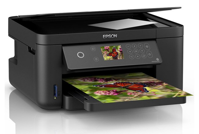 How We Used Epson's XP-5100 Printer to Save Money on Our Wedding