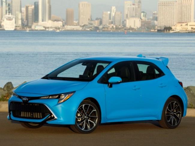 GearDiary 2019 Toyota Corolla Hatchback Ushers in New Era