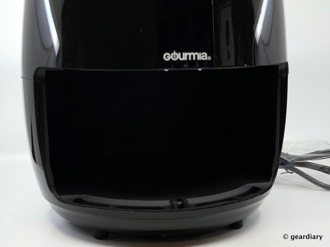 Gourmia 5-Quart GAF575 Air Fryer: Fried Food without Any Guilt