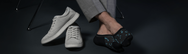 DeadSoxy's Socks Are a Great No-Show Experience for Low-Cut Shoes