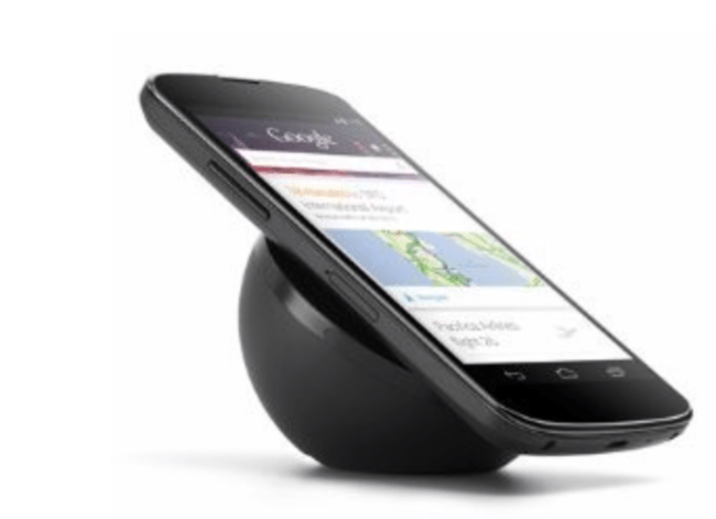 TwelveSouth PowerPic Is a Picture-Perfect Wireless Charging Stand