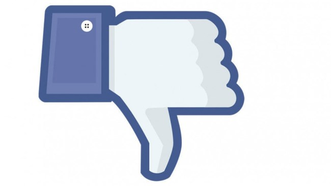 Once Again, Facebook Is Not Your Friend