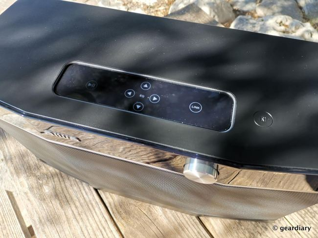 Aiwa Exos-9 Bluetooth Speaker: Impressive Portable Sound that Won't Break the Bank