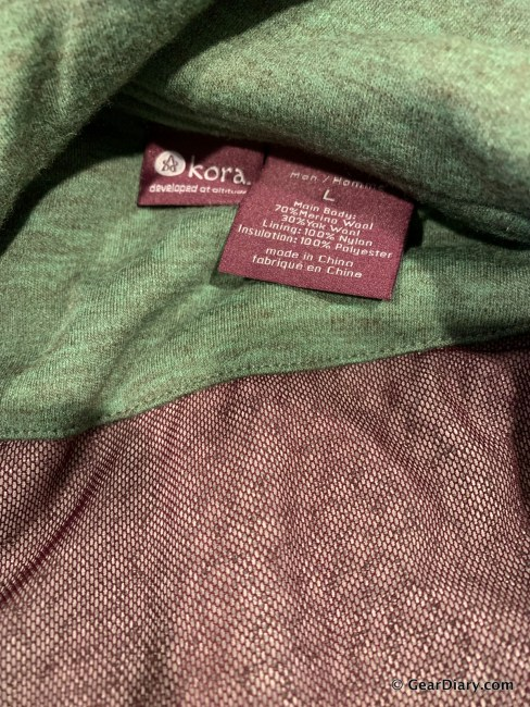 The Kora Xenolith Sweater Features a Merino-Yak Wool Blend You'll Love