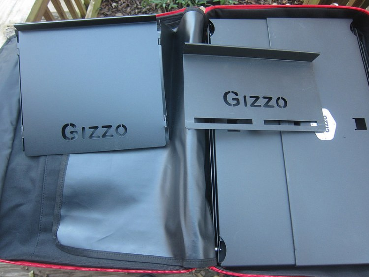 Take Your Grill Game on the Go with the Gizzo Portable BBQ Grill