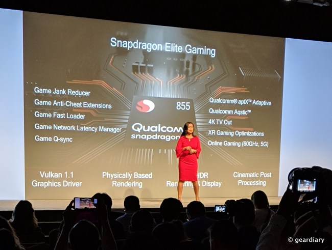 Qualcomm Snapdragon 855 Mobile Platform Unleashed; Here Are the Details