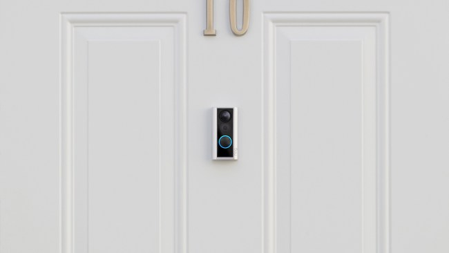 Ring's Door View Cam Is Perfect for Apartment Dwellers