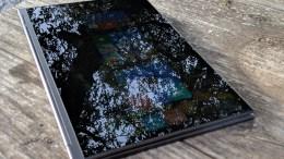 Lenovo Yoga C930 in tablet mode