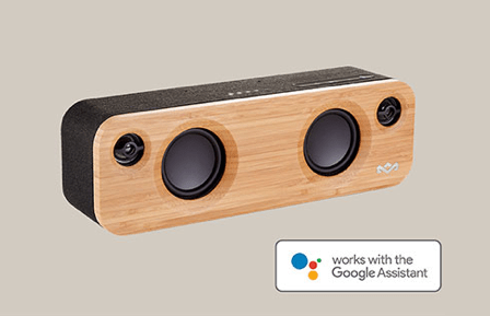 The House of Marley Has Sustainable Smart Speakers and More