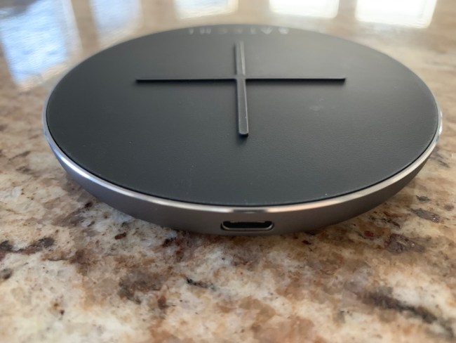 Charge Your Smartphone Cable-Free with Satechi's Wireless Charger
