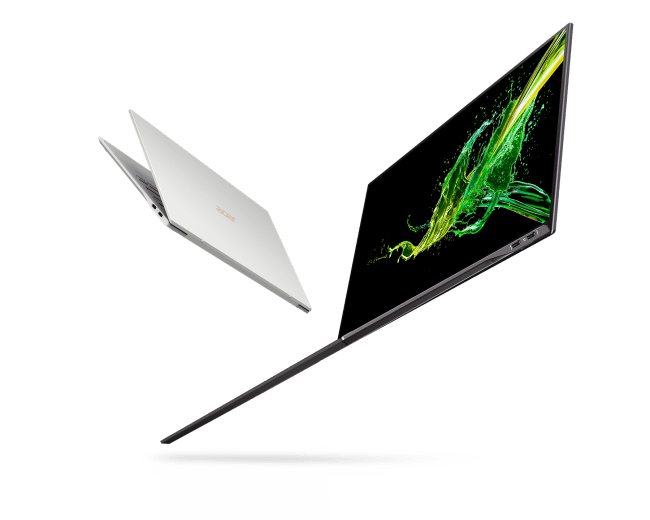 Acer Introduces the Powerful Acer Swift 7 Laptop