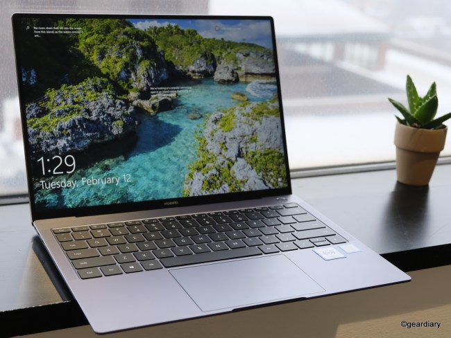 Huawei Updates the MateBook X Pro and Introduces the MateBook 14; 3:2 Aspect Ratio FTW!