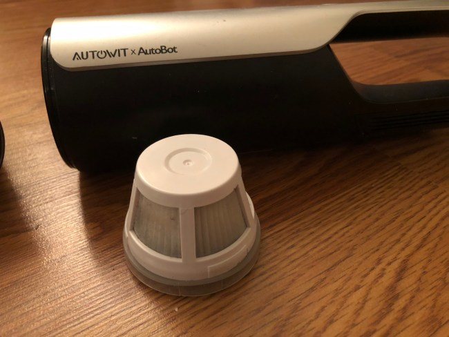 Autowit MiniCyclone Sucks up All the Mystery Crumbs in Your Car or Home!